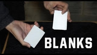 Free card magic - The best card trick revealed - Blanks
