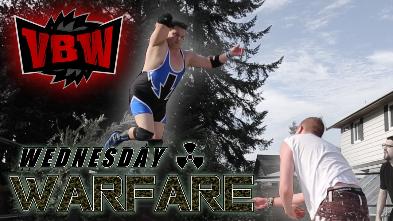 vbw season 4 episode 3 wednesday warfare backyard wrestling