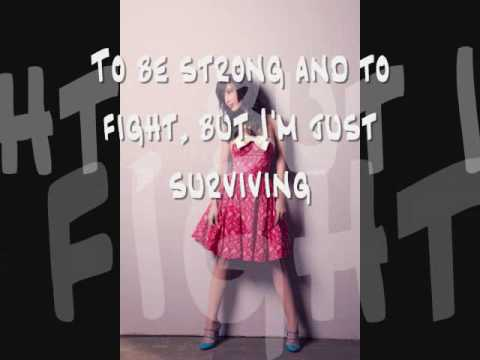 Sweet Silver Lining - Kate Voegele [Lyrics]