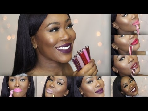 lasplash-liquid-lipsticks-swatches-on-darkskin