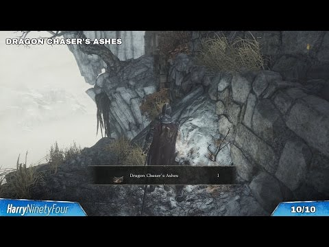 Dark Souls 3 - All Umbral Ash Locations (Unlocks New items at the Handmaiden)