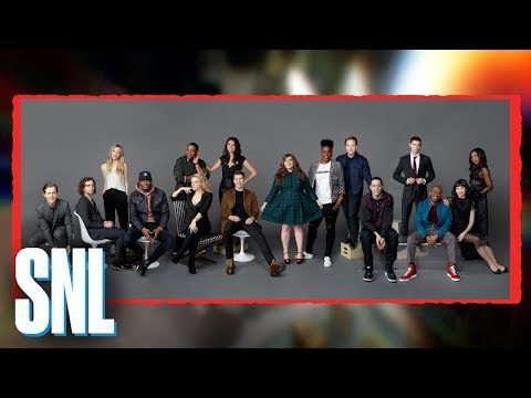 Creating Saturday Night Live: Season 44 Cast Photo