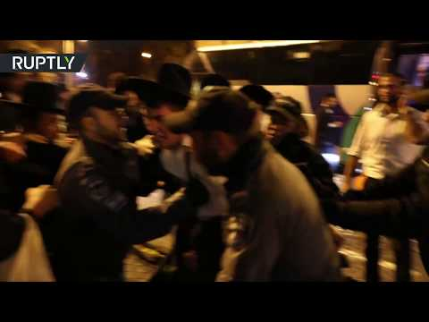 Police clashes with ultra-Orthodox protesters result into 22 arrests