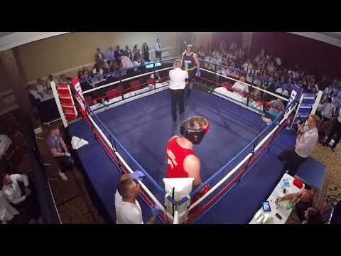 Ultra White Collar Boxing | Harrogate | James Jim Parker VS Sean Martin
