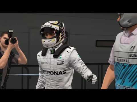 F1 2017 Test Day #2