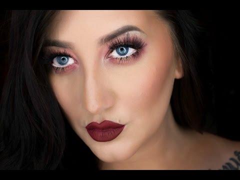 lime-crime-venus-palette-|-nu-grunge-makeup-tutorial