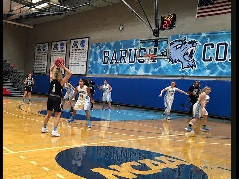 2017-18 Women's Basketball vs York, Friday, December 1 at 5:30pm