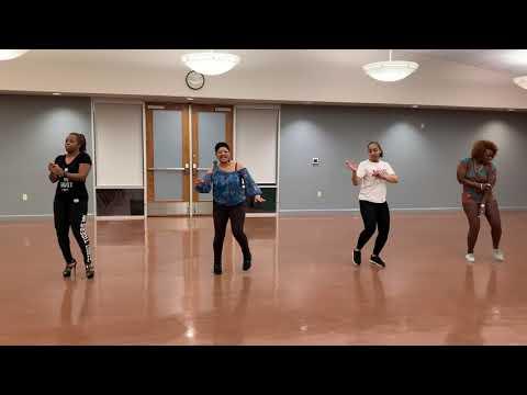 Triple M-Town Line Dance - The Line Dance Queen