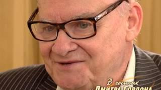 Пахмутова, Добронравов и Гордон. Курьез во время интервью