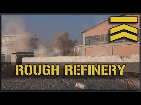 Rough Refinery - Squad Alpha v9.4 Mortar Assault Highlight
