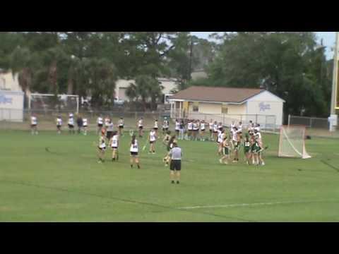 Game Winning Lacrosse Goal - Darienne Bell - Viera vs Edgewood
