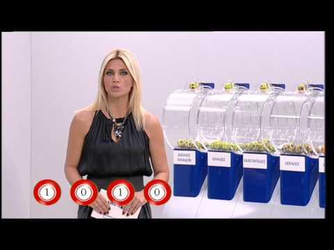 Λαχεία Κλήρωση 42 Λαικού Λαχείου στις 20/10/2015