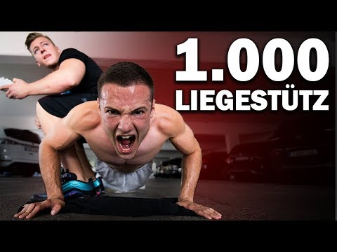 Download 1000 Liegestütze Mp4 baru