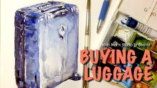 Buying a Travel Luggage