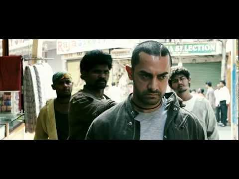 Ghajini गजनी (2008) : b)-BluRay :*Aamir Khan*[_Film_]_From__