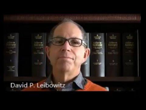 Chicago Bankruptcy Attorney | David Leibowitz | (847) 249-9100 | LakeLaw.com | Trustee
