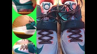 "Nike KD 7 VII Unboxing & Review & 1st Look ""Easy Money."" Thumbnail"