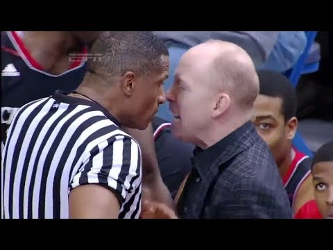 A look back at Ted Valentine referee antics | ESPN
