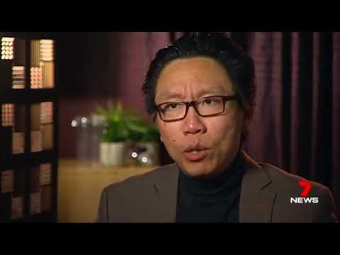 Seven News Interview with Chiang Lim