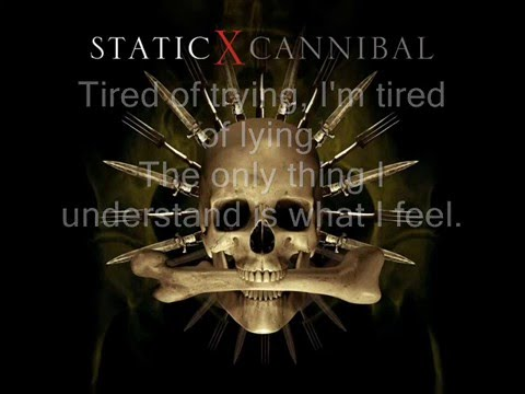 Static X - The only (lyrics)