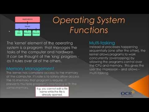 OCR GCSE Computing: Software - Topic 7