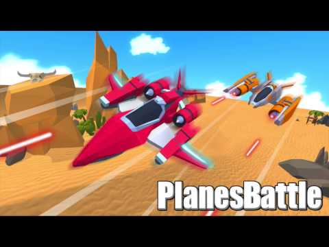 PlanesBattle -available on App Store & Google Play