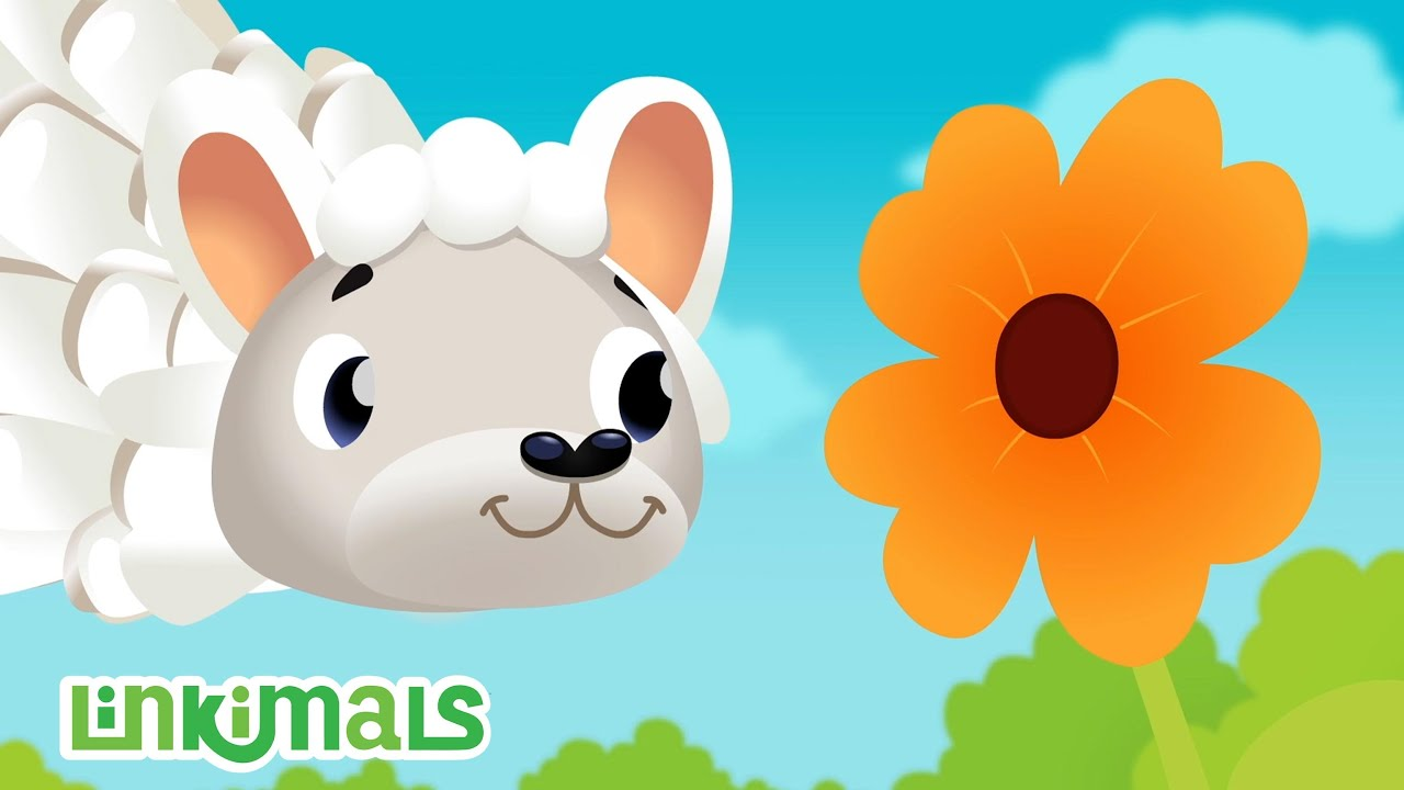 Linkimals™ | Counting Seeds | Learn 123s & ABCs | Songs for Kids | Cartoons for Kids