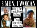 True Love Or Stupidity   Wife Sleeps With 2 Men So That Her Husband Can Get His Dream Job