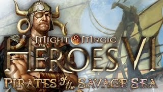 Heroes VI - Pirates of the Savage Sea - Mission 1: The Fortunes of Captain Hack