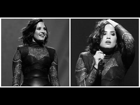 Demi Lovato Anuncia Su Retiro de La Música
