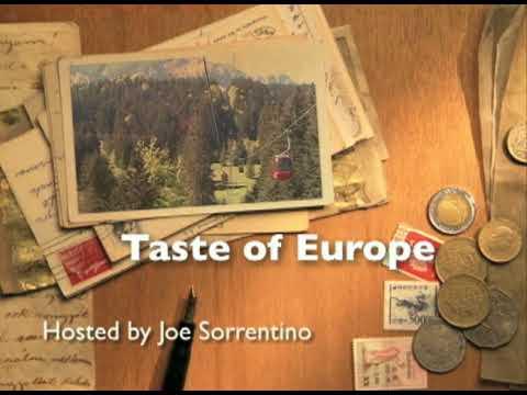 Needhan Channel - Taste of Europe (Intro)