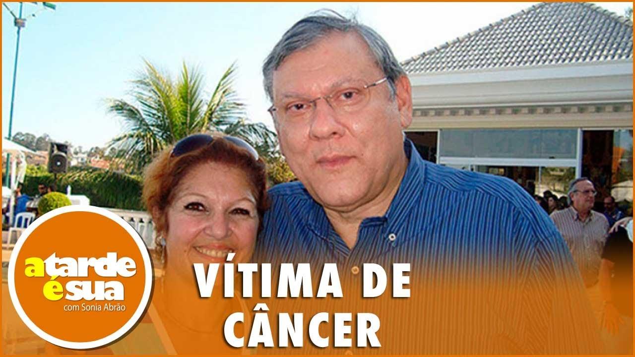 """Milton Neves fala sobre a morte da esposa: """"Estou meio que fora de mim"""""""