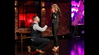 Viewer, she said yes! | The Late Late Show | RTÉ One
