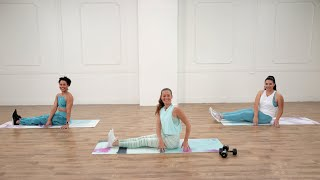 Free Workout from 21 Days to Kickstart Your Fitness