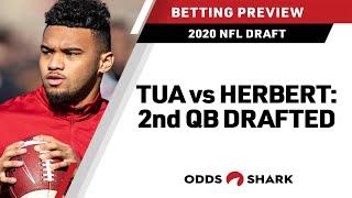 Tua Tagovailoa vs Justin Herbert: 2nd QB Drafted at 2020 NFL Draft