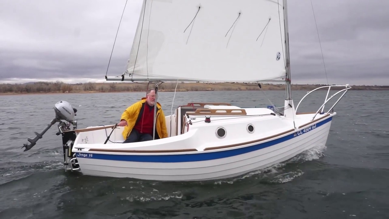 Montgomery 16 una rigged - Cruising Anarchy - Sailing Anarchy Forums