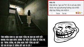 Top những comments bá đạo hài hước nhất trên Facebook. P31