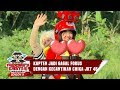 Kapten Jadi Gagal Fokus Dengan Kecantikan Chika JKT 48 - Takeshi's Castle 28/4