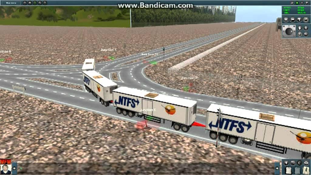 trainz 2010 engineers edition ntfs roadtrain pt 1 - YouTube