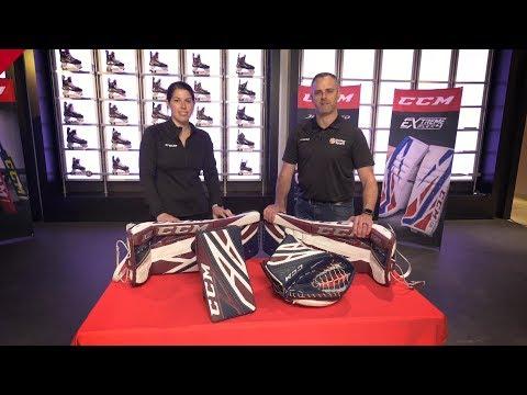 CCM Extreme Flex 4 Goalie Equipment