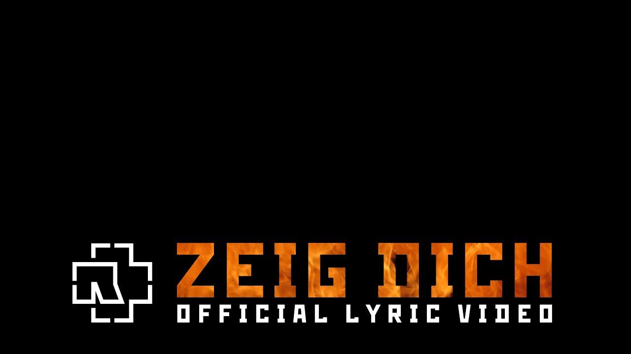 Rammstein - Zeig Dich (Official Lyric Video)