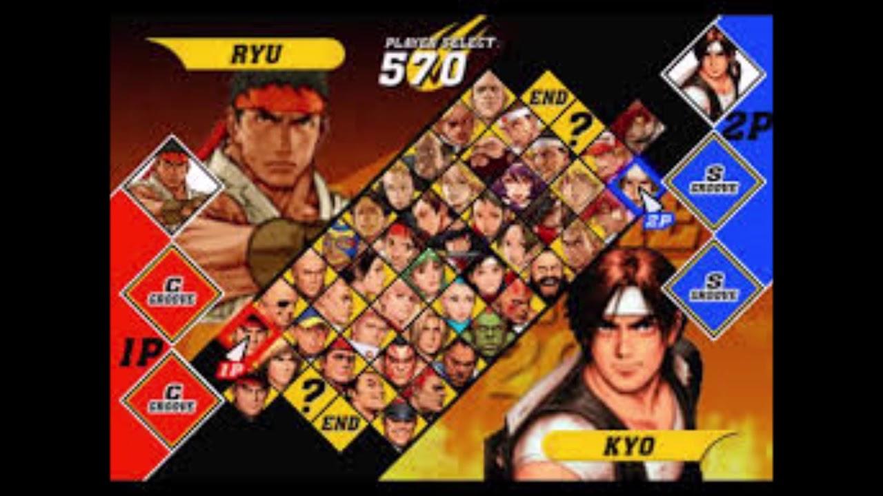 Capcom Vs Snk 2 Eo Xbox Iso Free Download Youtube