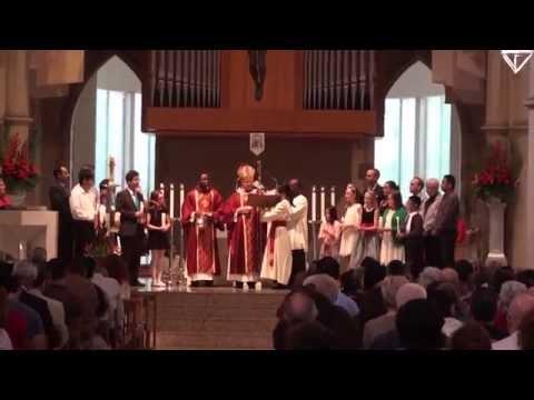 Pentecost Sunday In Brisbane