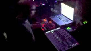 Knobs live! opening @ Rashomon Club! Hosted by KALEIDOlab    30-03-2013