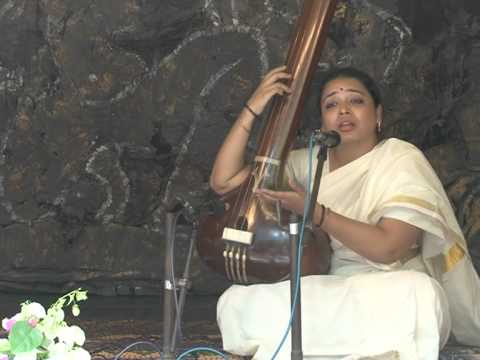 A performance by Pelva Naik in Dhrupad style of music
