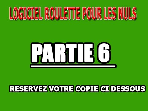 FORMATION POUR GAGNER A LA ROULETTE from YouTube · Duration:  2 minutes 9 seconds