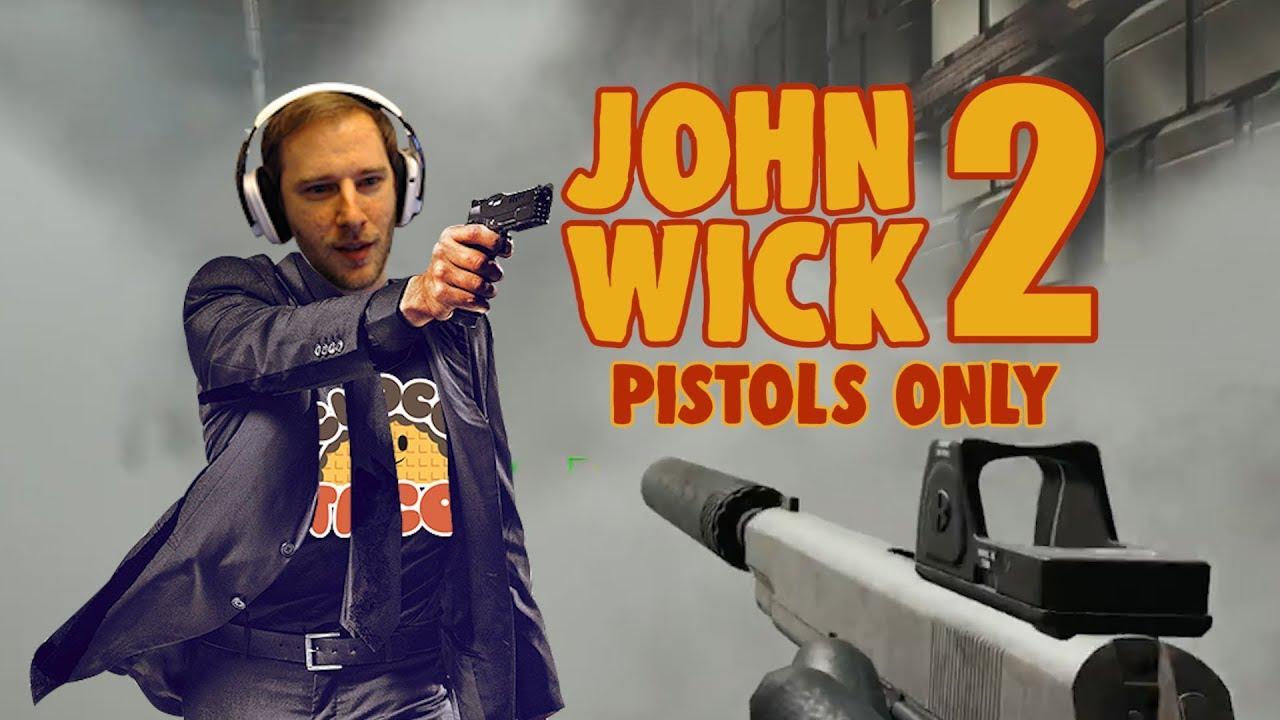 JOHN WICK 2: PISTOL SMOKE WARRIOR - chocoTaco PUBG Game Recap