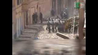Repeat youtube video احداث غرداية حي الشعبة باباالسعد يوم : 20 01 2014