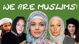 Celebs who converted to Islam. You may be surprised that they are Muslims thumbnail