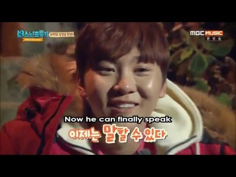 Download [ENG SUB] SEVENTEEN ONE FINE DAY EP 8 (1/2) 160404